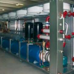 Chladiace a termoregulačné jednotky